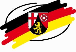 Wappen des Landes Rheinland-Pfalz
